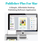 Publisher Plus for Mac Is An Affordable Desktop Publishing Option (Enter to Win A Copy!)