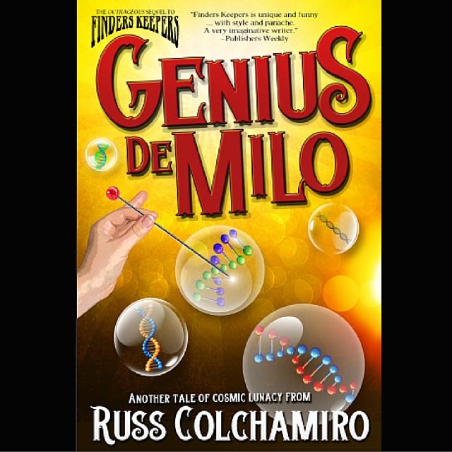 Genius De Milo Cover