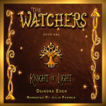 Review The Watchers: Knight of Light by Deirdra Eden