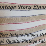 Vintage Story Linens Offers Classic Comfort and Style