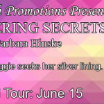 Cover Reveal: UNCOVERING SECRETS by Barbara Hinske