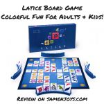 "<span class=""entry-title-primary"">Latice Board Game Review</span> <span class=""entry-subtitle"">Sam Enjoys Games For Adults + Families</span>"