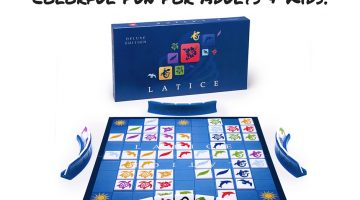 """<span class=""""entry-title-primary"""">Latice Board Game Review</span> <span class=""""entry-subtitle"""">Sam Enjoys Games For Adults + Families</span>"""